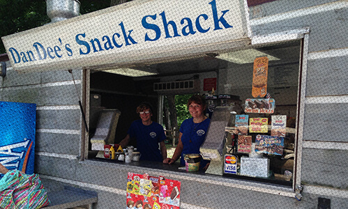 DanDee's Snack Shack - Perry's Cave - Put-In-Bay, OH